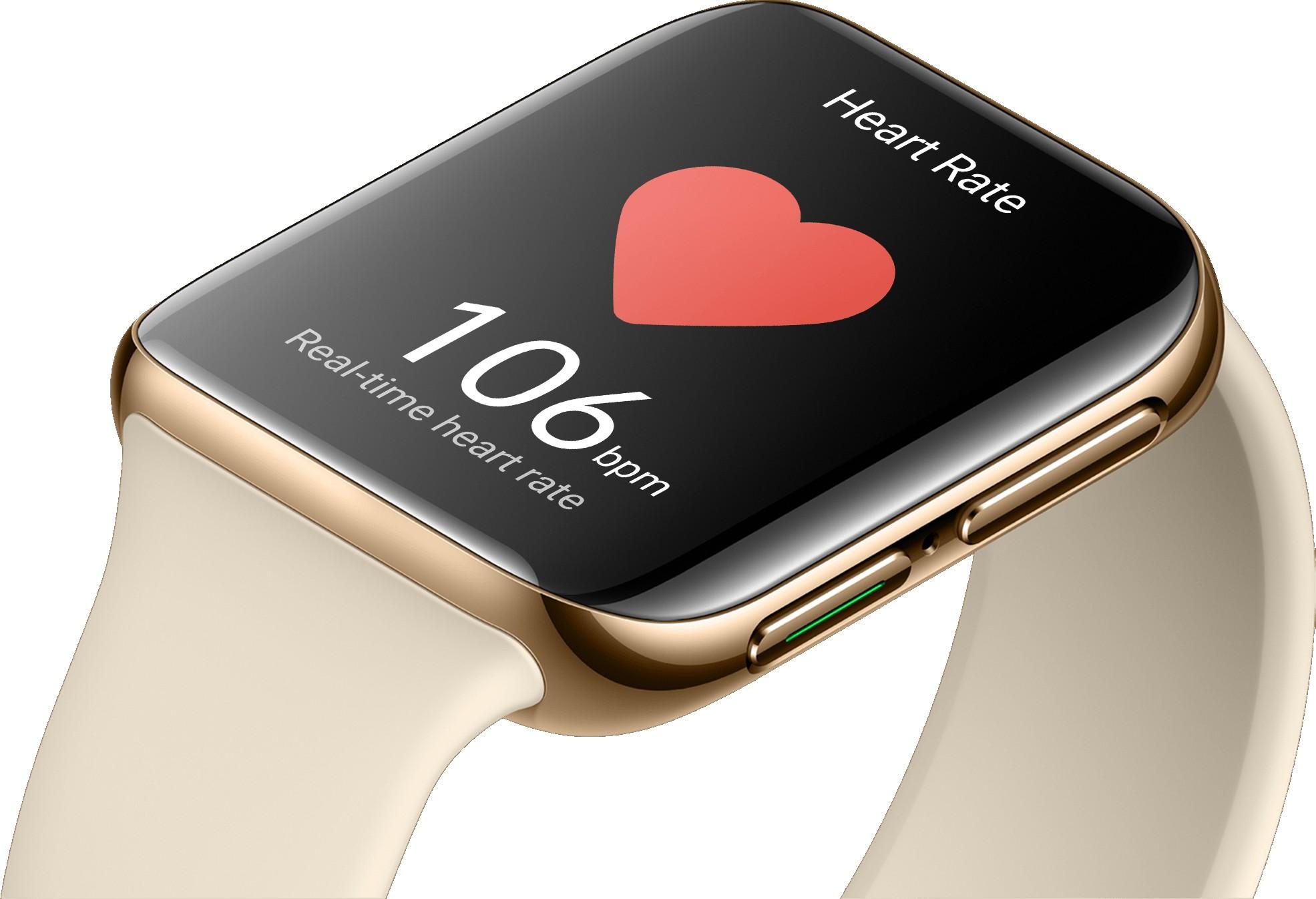OPPO watch : votre smartphone au poignet, n'importe où