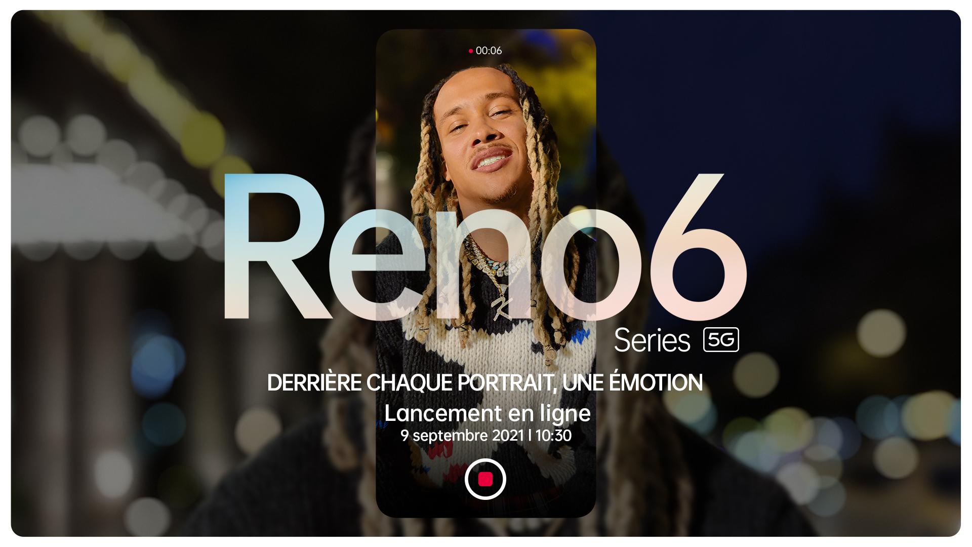 Le live de présentation de la OPPO gamme Reno6, c'est demain et c'est avec Frandroid !